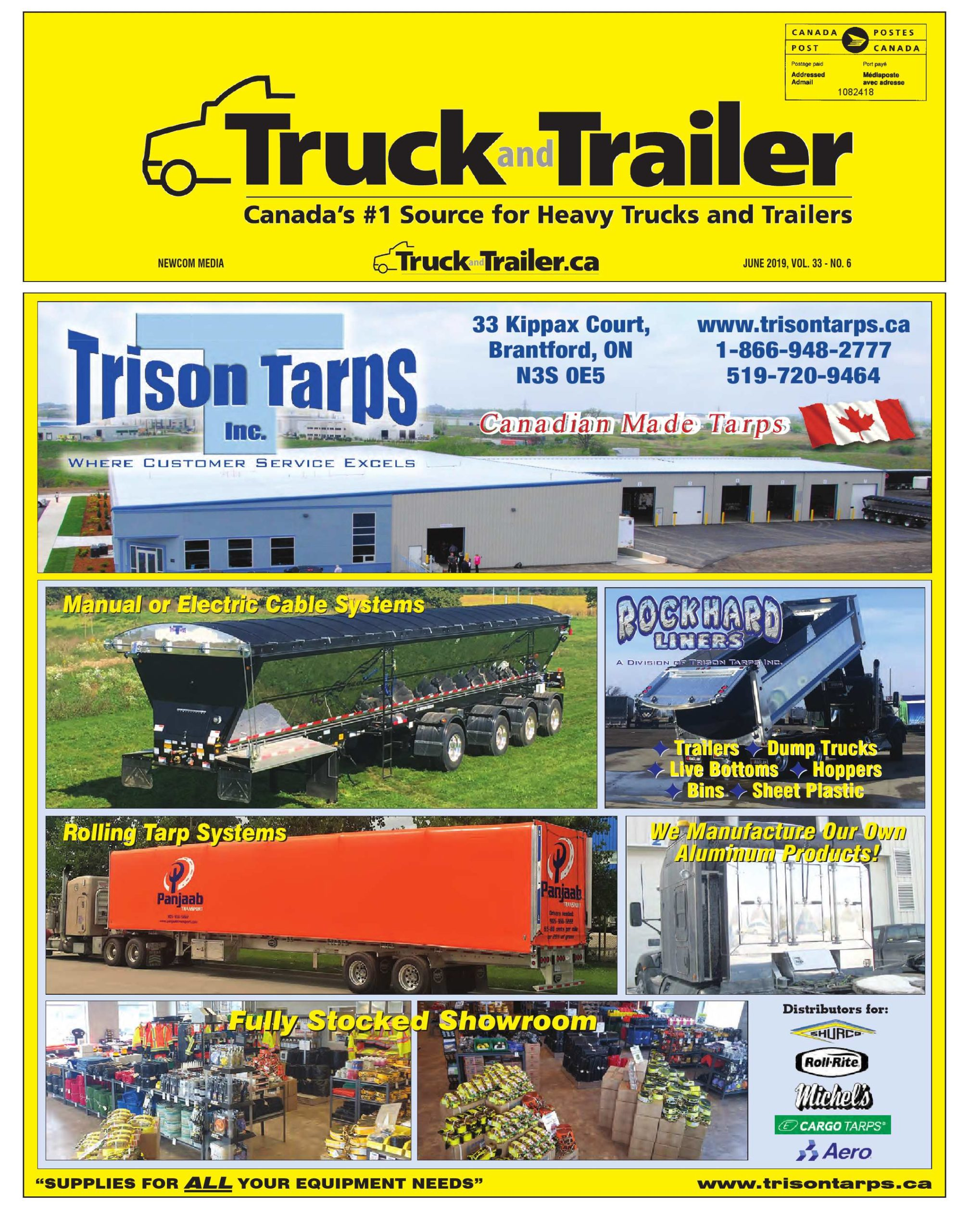 Truck and Trailer – 1 juin 2019