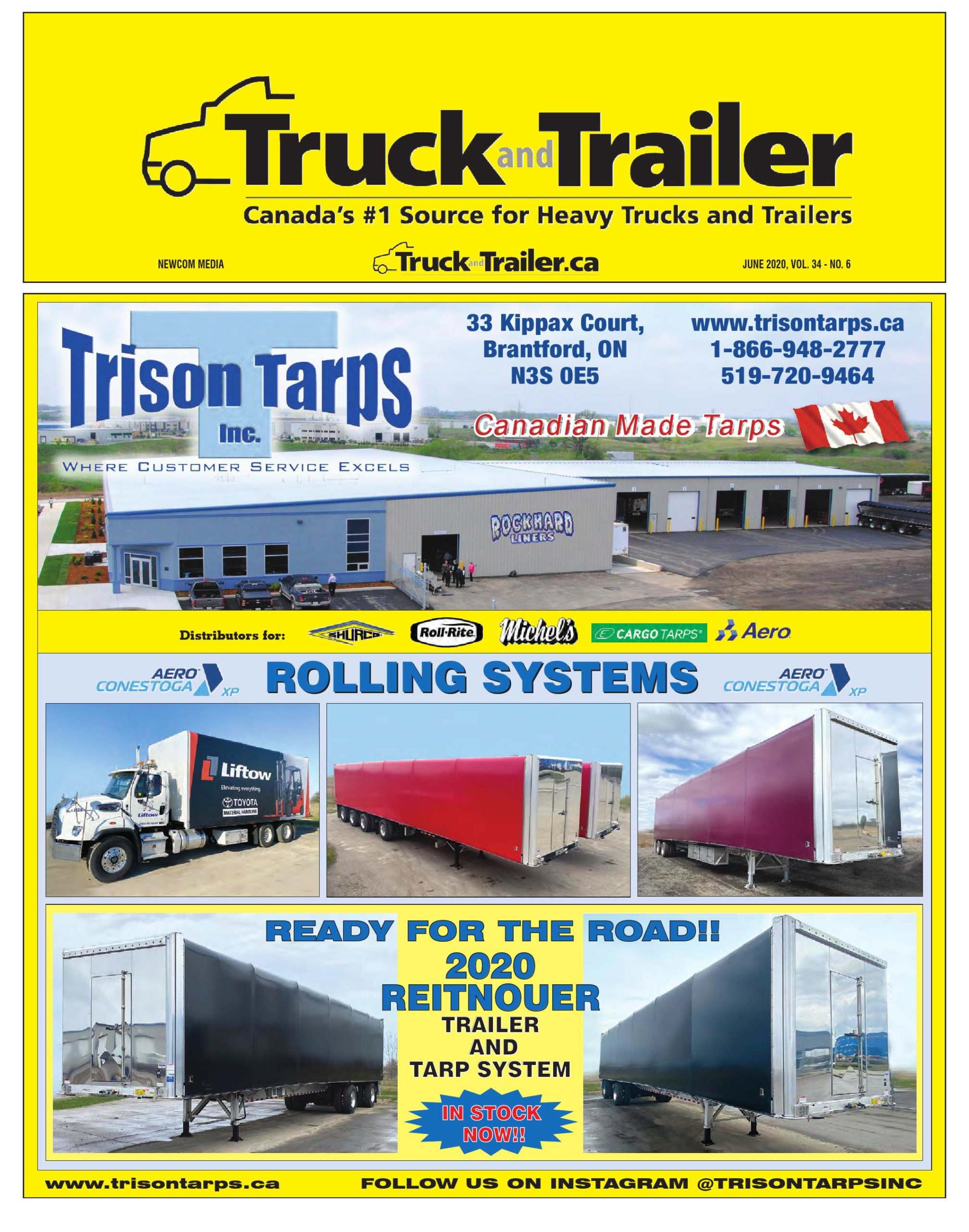 Truck and Trailer – 1 juin 2020
