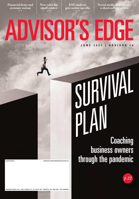Advisor's Edge – 1 juin 2021