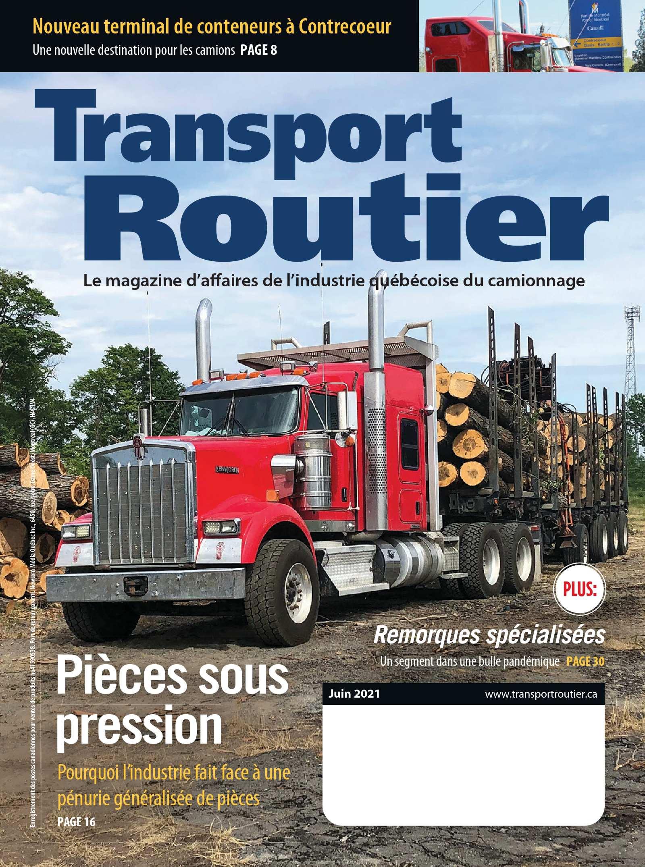 Transport routier – 1 juin 2021
